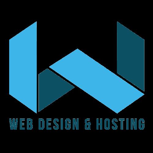 Cropped W Web Design Logo