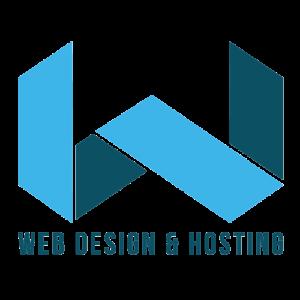 W Web Design And Hosting Logo
